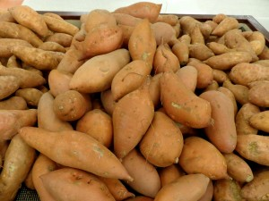 Yams and Sweet Potatoes - Free High Resolution Photo