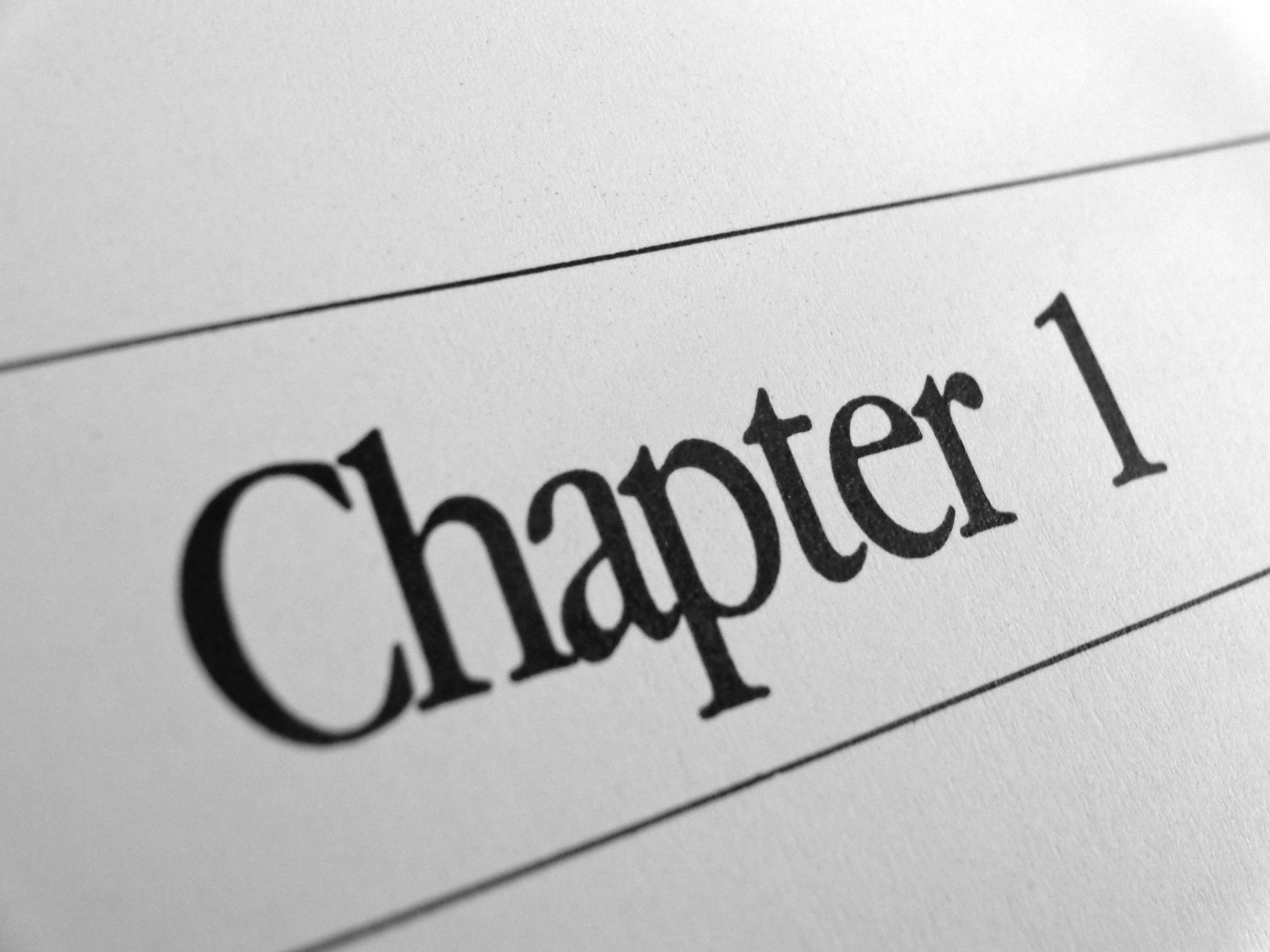 The first chapter mibba for First ch