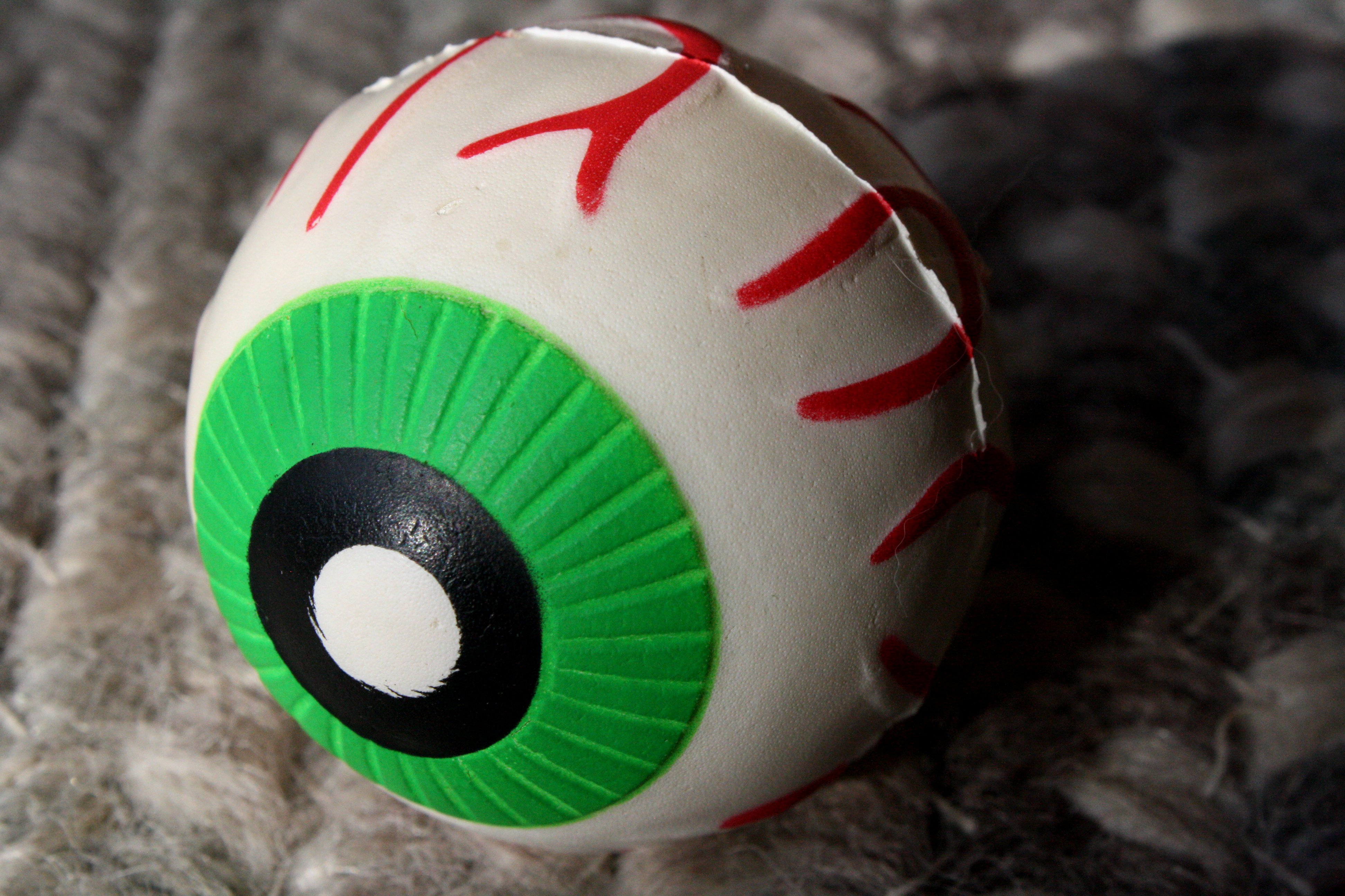 Eyeball Toy Picture Free Photograph Photos Public Domain