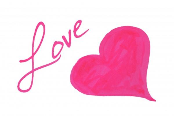 Love Heart Clip Art - Free High Resolution Photo