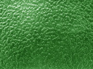 Green Textured Glass with Bumpy Surface - Free High Resolution Photo