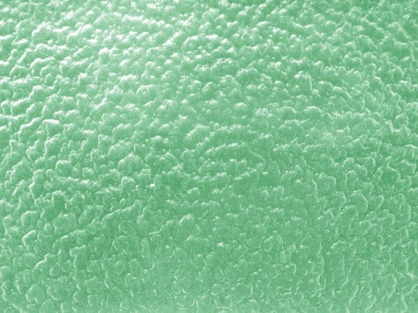 Mint Green Textured Glass with Bumpy Surface - Free High Resolution Photo