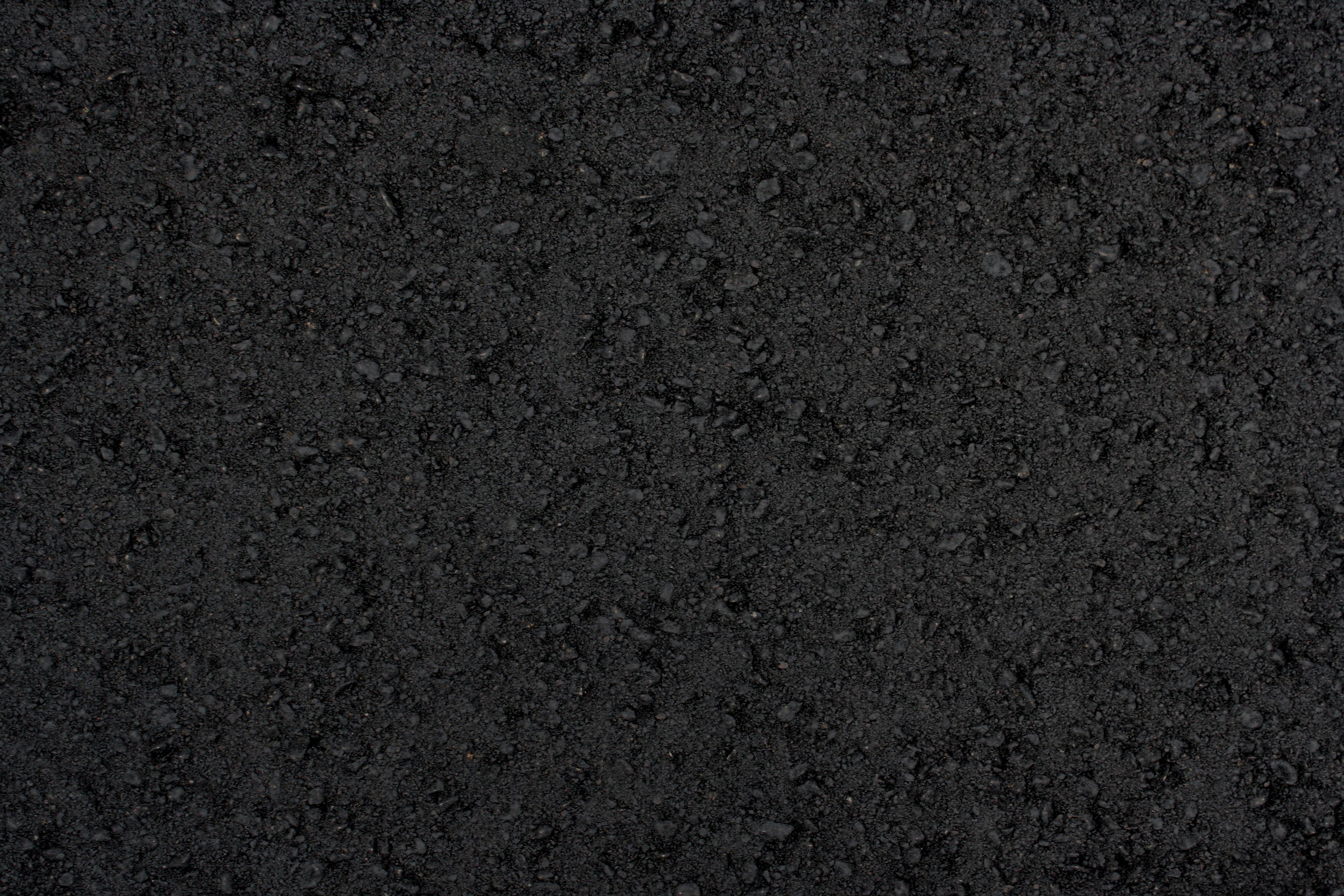Fresh Black Asphalt Texture Picture Free Photograph