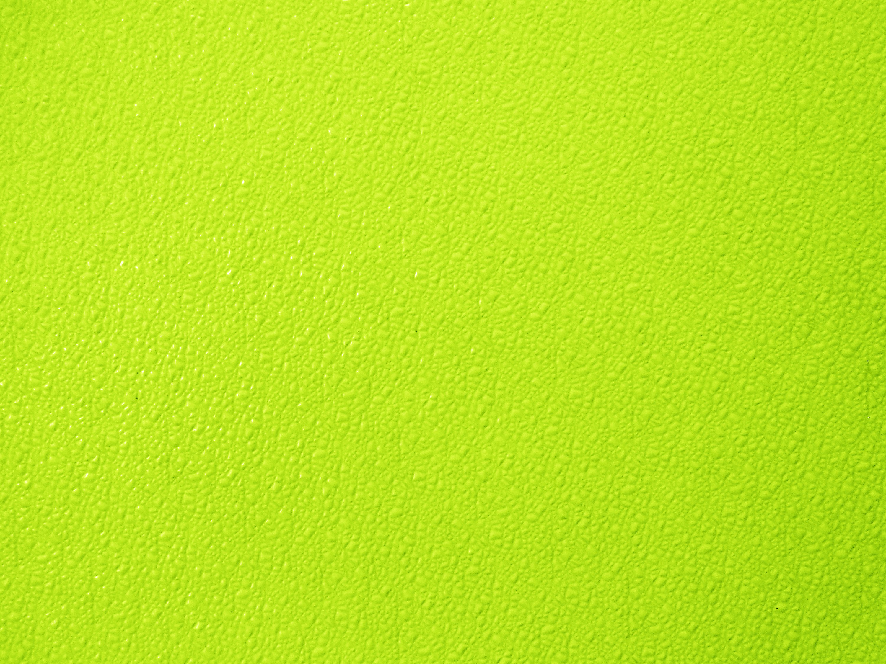 Bumpy Chartreuse Plastic Texture Picture Free Photograph