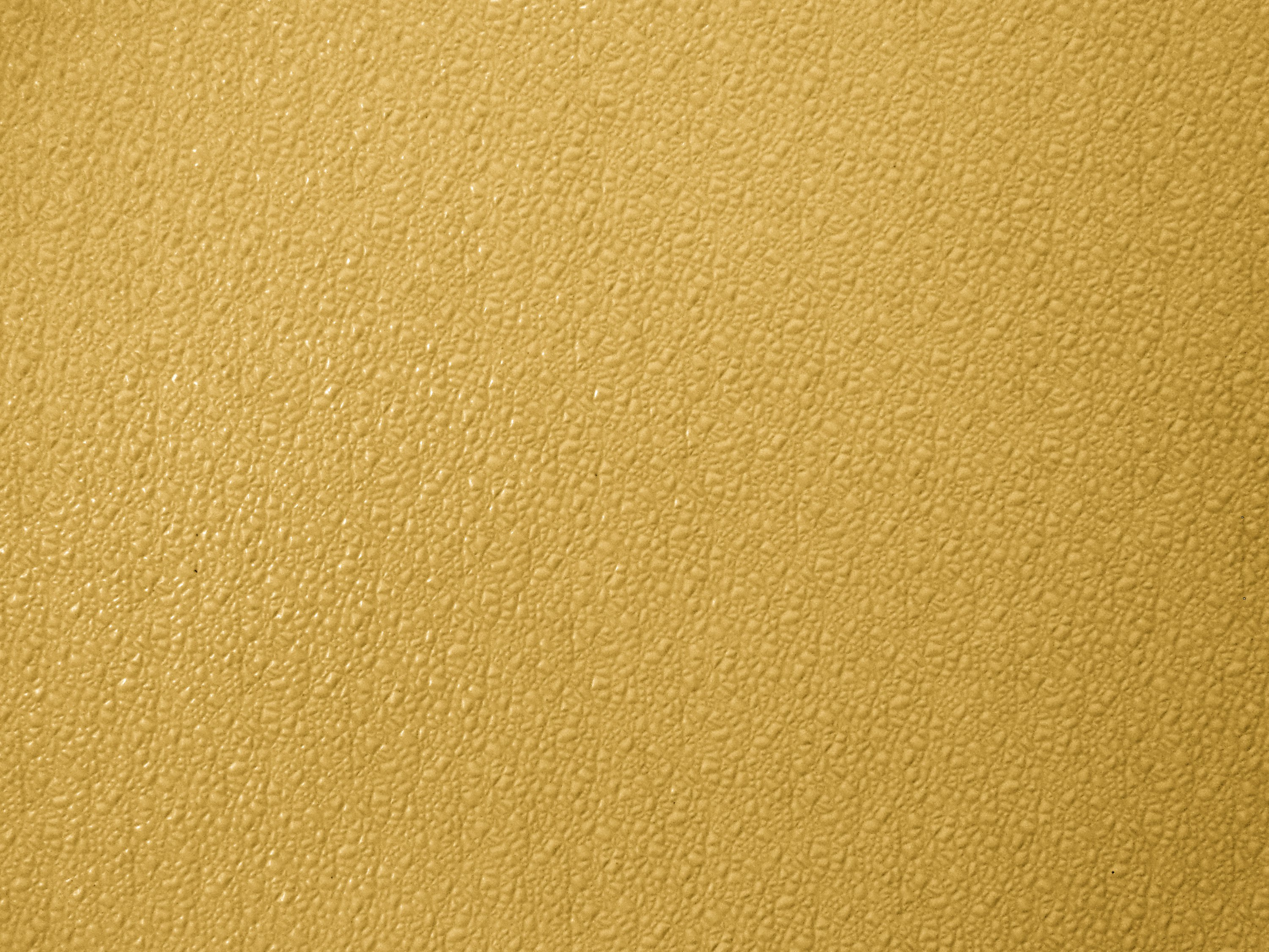 Bumpy Mustard Yellow Plastic Texture Picture Free
