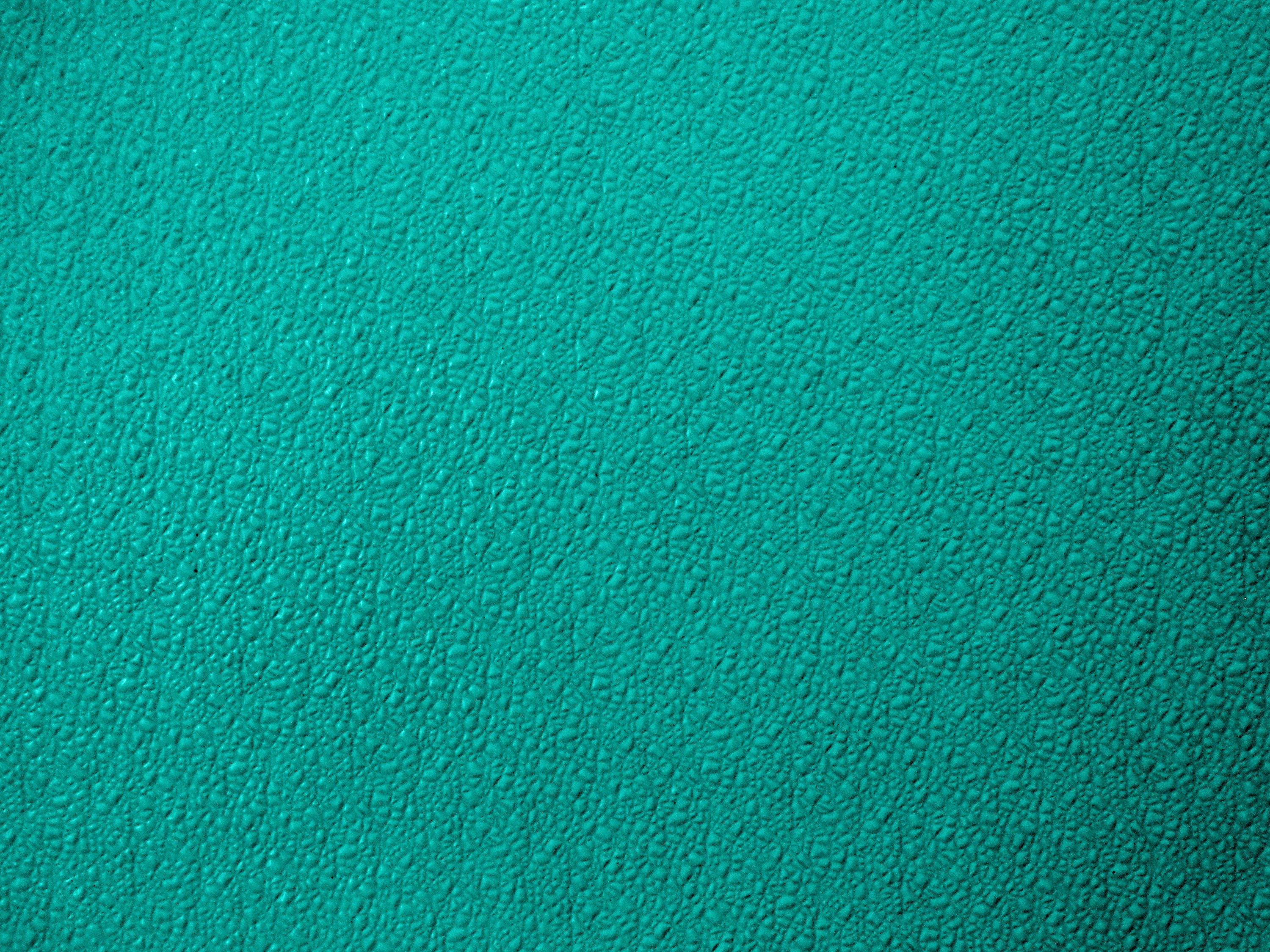 The Texture Of Teal And Turquoise: Bumpy Turquoise Plastic Texture Picture