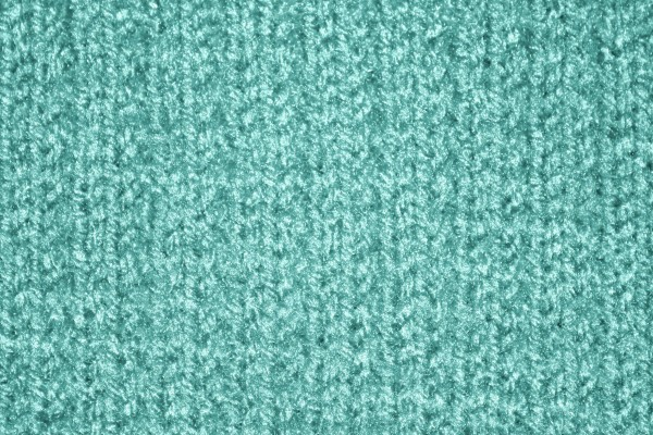 Teal Knit Texture - Free High Resolution Photo