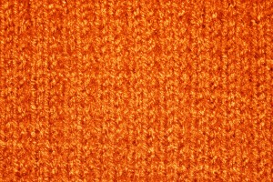 Orange Knit Texture - Free High Resolution Photo