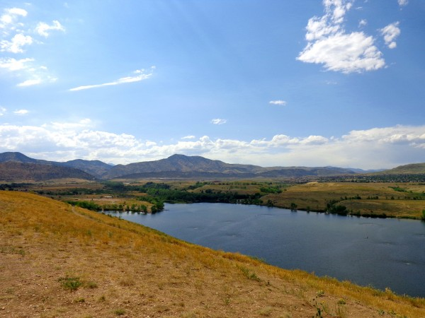 Bear Creek Lake in Lakewood, Colorado