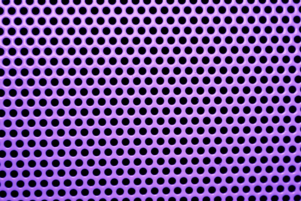 Lavender Mesh with Round Holes Texture - Free High Resolution Photo
