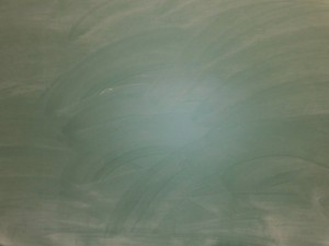 Chalkboard with Eraser Marks Texture - Free High Resolution Photo