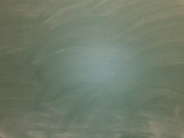 Chalkboard With Eraser Marks Texture Picture Free