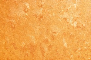 Frost on Glass Close Up Texture Colorized Orange - Free High Resolution Photo