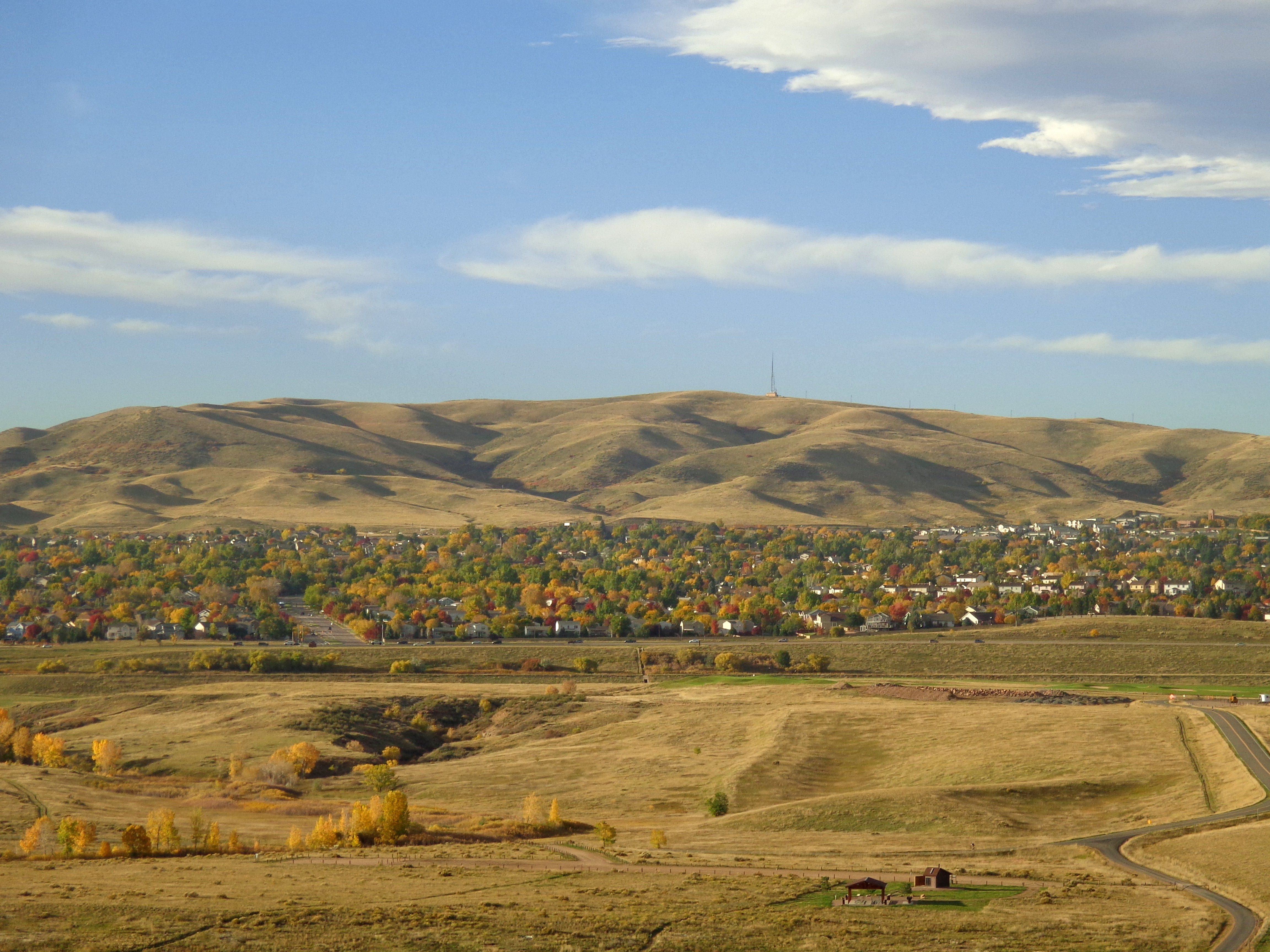Green Mountain In Lakewood Colorado Picture Free