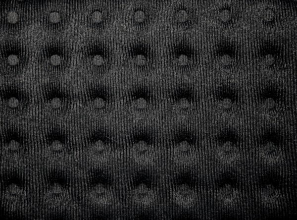 Black Tufted Fabric Texture - Free High Resolution Photo
