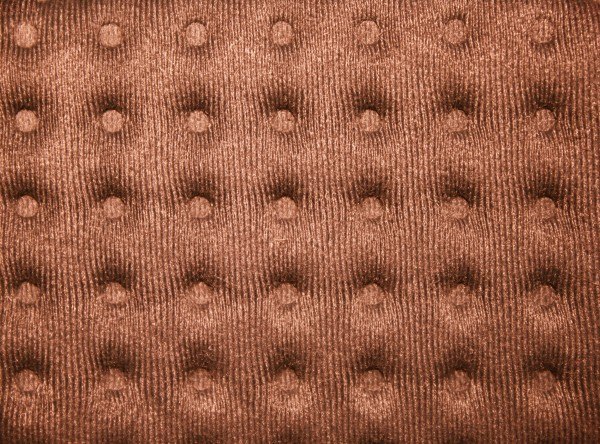Brown Tufted Fabric Texture - Free High Resolution Photo