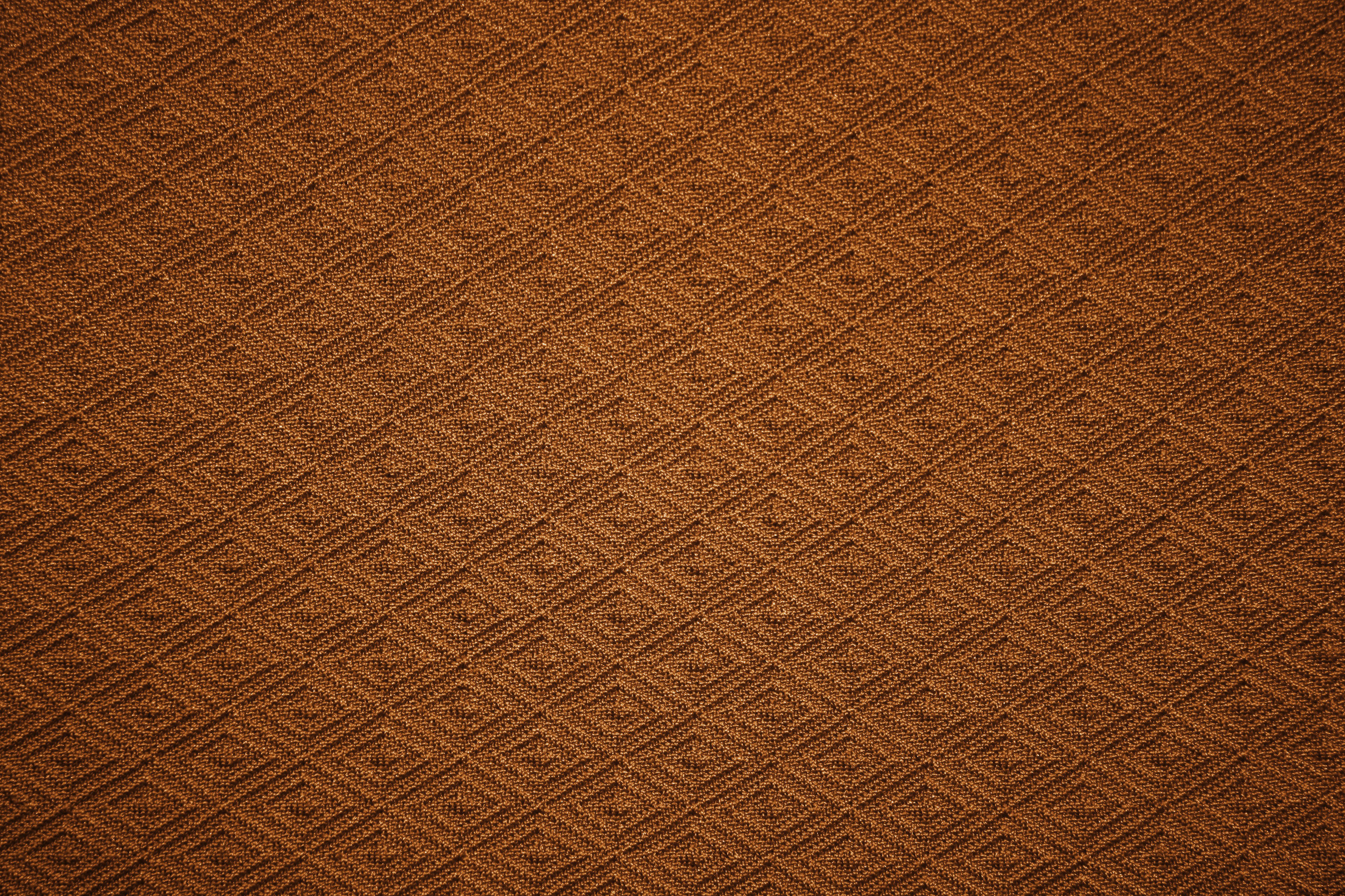d20aa8f7f9f Chocolate Brown Knit Fabric with Diamond Pattern Texture Picture ...