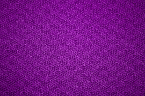 Deep Purple Knit Fabric with Diamond Pattern Texture - Free High Resolution Photo
