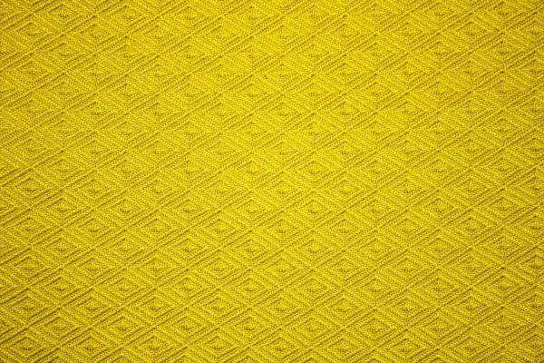 Gold Knit Fabric with Diamond Pattern Texture - Free High Resolution Photo