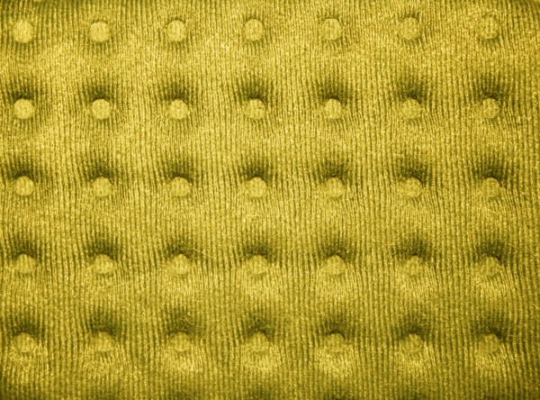 Gold Tufted Fabric Texture - Free High Resolution Photo
