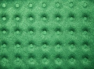 Green Tufted Fabric Texture - Free High Resolution Photo