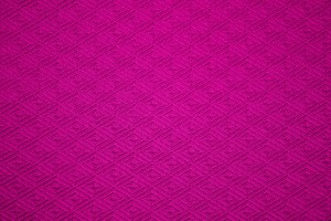 Hot Pink Knit Fabric with Diamond Pattern Texture - Free High Resolution Photo