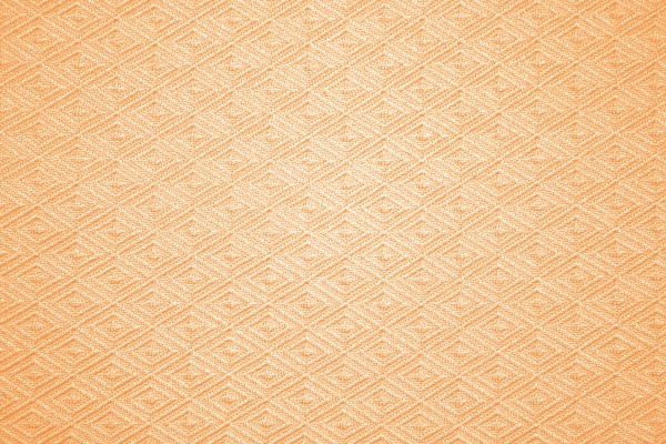 Light Orange Knit Fabric with Diamond Pattern Texture - Free High Resolution Photo