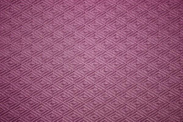 Mauve Knit Fabric with Diamond Pattern Texture - Free High Resolution Photo