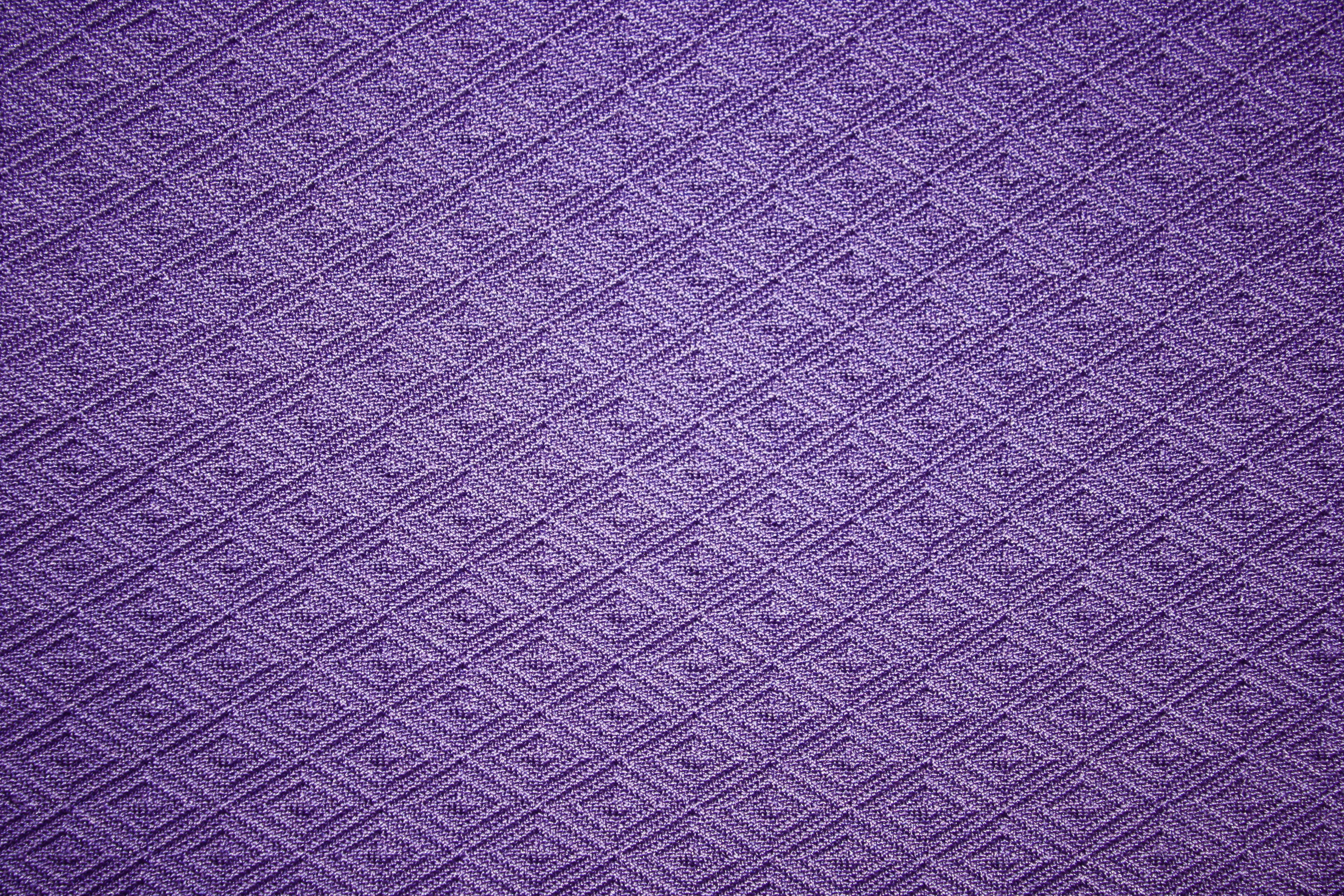 Pattern Knit Fabric : Violet Knit Fabric with Diamond Pattern Texture Picture Free Photograph P...