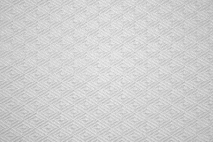 White Knit Fabric with Diamond Pattern Texture - Free High Resolution Photo