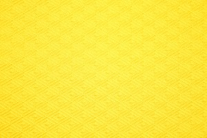 Yellow Knit Fabric with Diamond Pattern Texture - Free High Resolution Photo