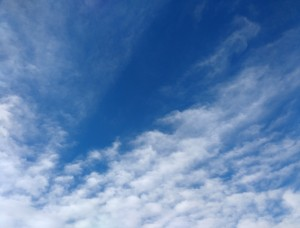 Cirrus Clouds - Free High Resolution Photo