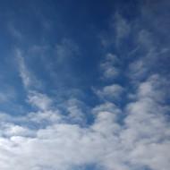 Wispy Cirrus Clouds - Free High Resolution Photo