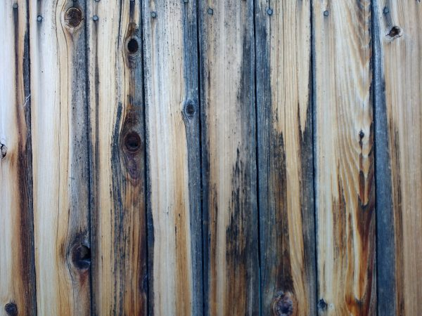 Weathered Wooden Fence Boards Texture - Free High Resolution Photo