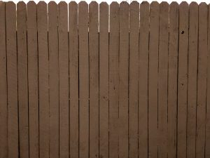 Brown Painted Fence Texture - Free High Resolution Photo
