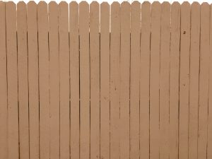 Tan Painted Fence Texture - Free High Resolution Photo