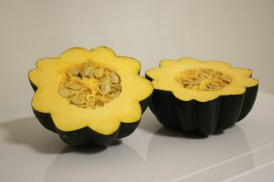 Halved Acorn Squash - Free High Resolution Photo