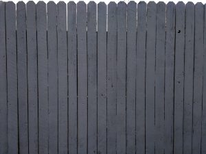 Steel Blue Painted Fence Texture - Free High Resolution Photo