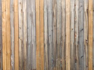 Wood Fence Boards Texture Tan and Gray - Free High Resolution Photo