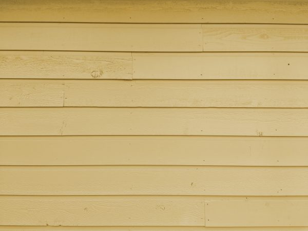 Yellow Drop Channel Wood Siding Texture - Free High Resolution Photo