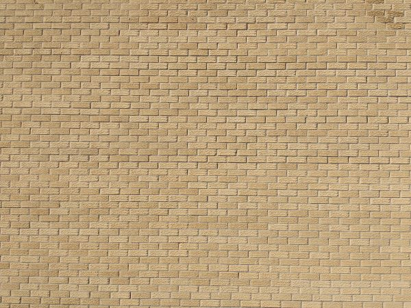 Blonde Brick Wall Texture - Free High Resolution Photo