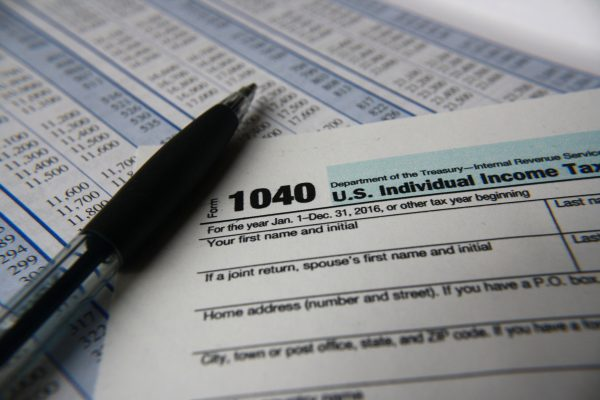 IRS Tax Forms - Free High Resolution Photo