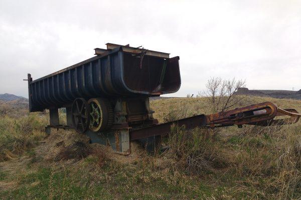Old Mining Equipment - Free High Resolution Photo