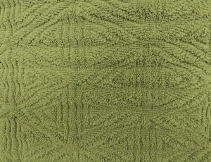 Olive Green Textured Throw Rug Close Up - Free High Resolution Photo