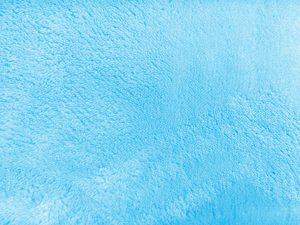 Plush Sky Blue Bathmat Texture - Free High Resolution Photo