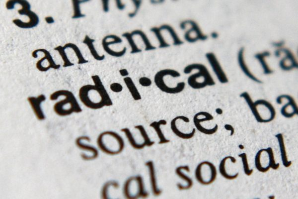 the word radical - Free Photo