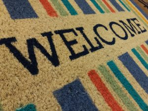 Welcome Mat - Free High Resolution Photo