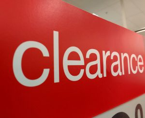 Clearance Sign - Free High Resolution Photo