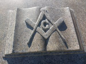Free Mason Symbol Granite - Free High Resolution Photo