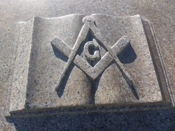 Free Mason Symbol Granite - Free High Resolution Photo
